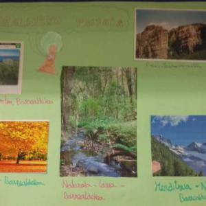 Maquetas Y Murales De Nuestros Paisajes De 3º De Educacion Primaria