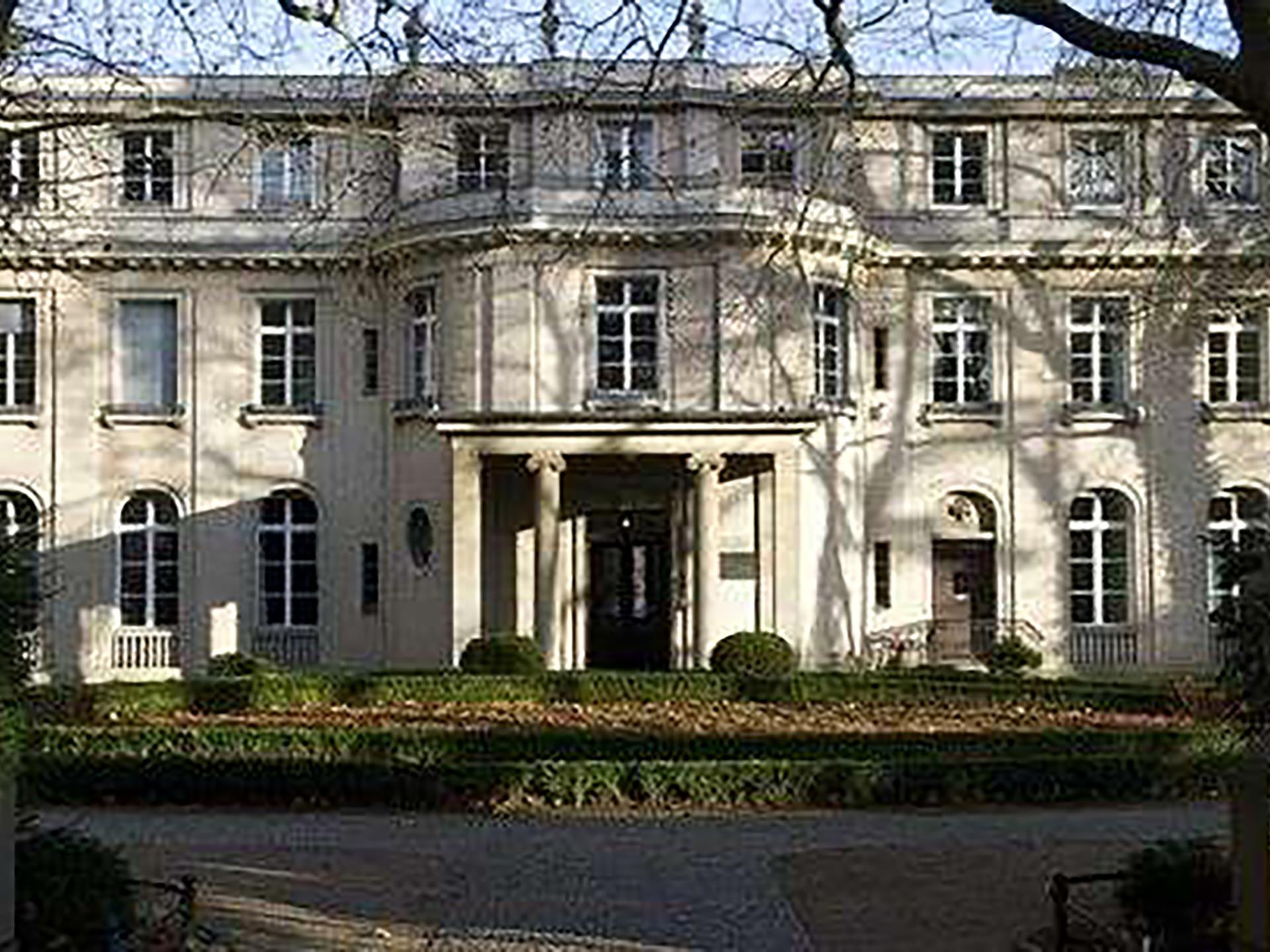 El Origen del mal: De Wannsee a Nuremberg